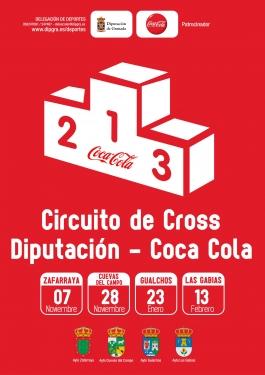 CARTEL Circuito provincial cross 2016