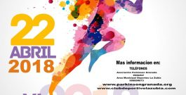 """Vuelta Pedestre a La Zubia """"Corre por el Parkinson"""""""