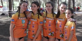 Campeonato de Andalucía de Campo a Través, San Roque (Cadiz).