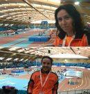 Campeonato de Europa de Atletismo Master en Pista Cubierta, Madrid.