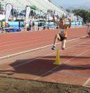 """Final del Circuito Provincial de Atletismo en Pista """"Núñez Blanca"""", Almuñecar."""