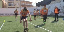 VII Mini Olimpiadas de Atletismo de San Juan, La Zubia
