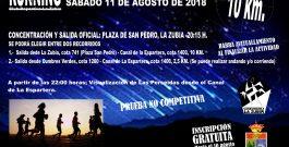 """II Quedada """"Running Bajo La Perseidas"""", La Zubia"""