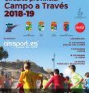 Circuito Provincial de Campo a Través 2018/19.