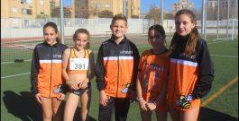 Control Invierno de Marcas de Atletismo en Granada