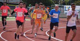 XXIII Campeonato Andalucía de Atletismo, Granada.