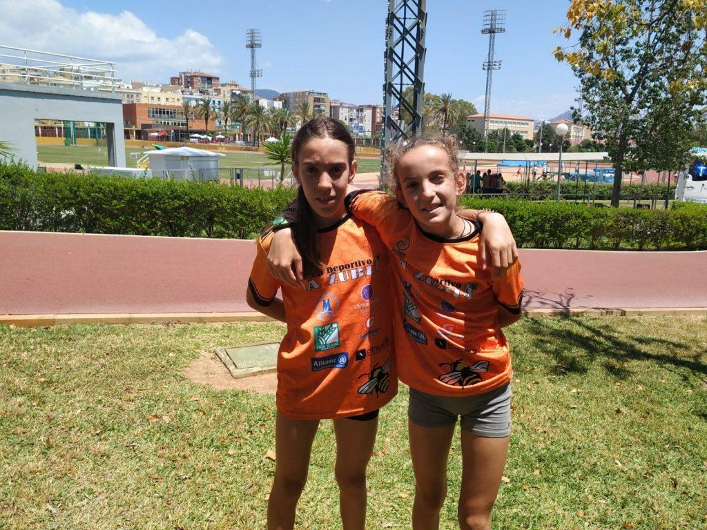 Alicia y Mirian