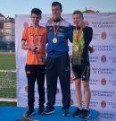 Campeonato de España FEDDI de Atletismo en Pista, Granada.