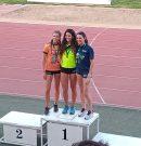 Campeonato de Andalucía Sub20 de Atletismo en Pista al Aire Libre, Málaga.