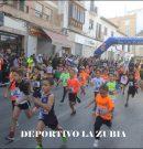 """XXII Carrera Urbana de Otoño""""Villa de La Zubia"""""""