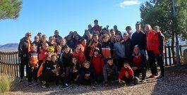 1ª Prueba del Circuito Provincial de Campo a Traves, Cuevas del Campo