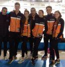 Control de Marcas de Atletismo en Pista Cubierta, Antequera