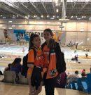 Control de marcas de Atletismo Sub´16 en Pista Cubierta, Antequera